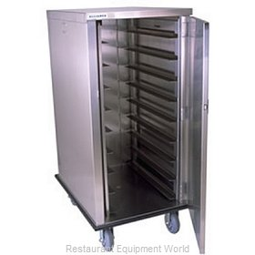 Alliance Products D24TC Enclosed Tray Delivery Carts