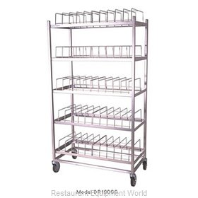Alliance Products DR60SS Dome Storage Rack