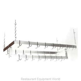 All Points 15-1242 Pot Rack, Ceiling Hung