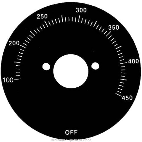 All Points 22-1523 Control Knob & Dial