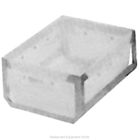 All Points 26-3924 Fryer Filter Frame Assembly (Magnified)
