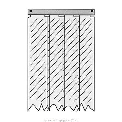 All Points 28-1464 Strip Curtain Unit