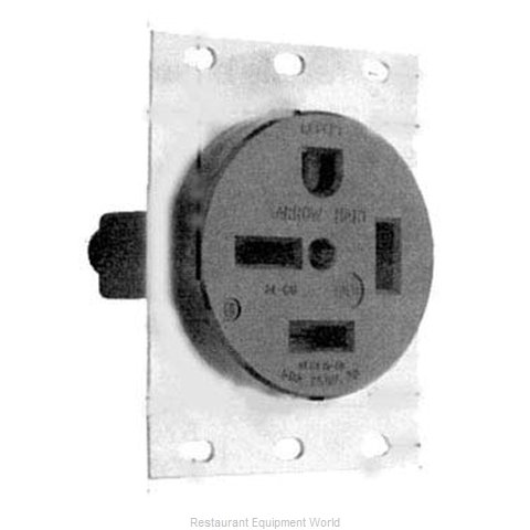 All Points 38-1281 Receptacle Outlet, Electrical