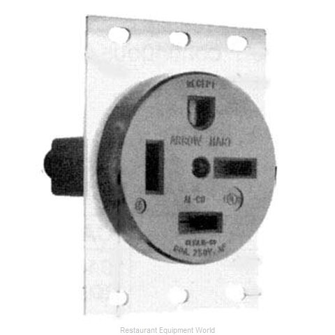 All Points 38-1282 Receptacle Outlet, Electrical