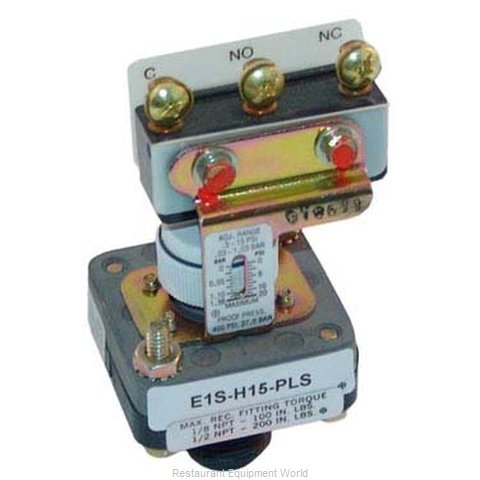 All Points 42-1594 Thermostatic controls