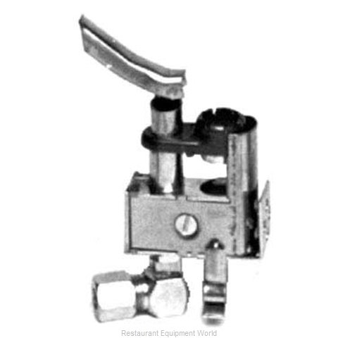 All Points 51-1164 Pilot Burner (Magnified)