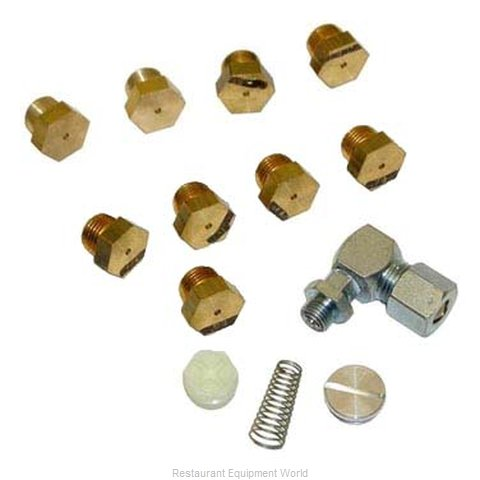 All Points 51-1232 Fryer Parts