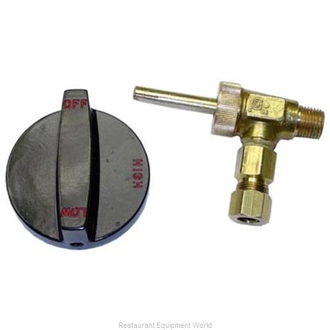 All Points 52-1086 Gas Valves - Manual
