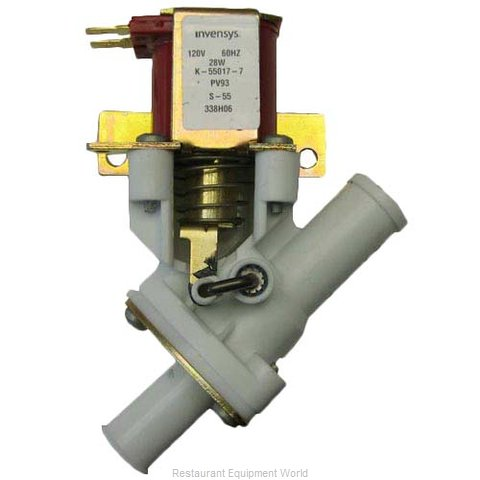 All Points 58-1117 Valve Solenoid