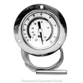 All Points 62-1037 Thermometer, Refrig Freezer