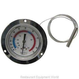 All Points 62-1040 Thermometer, Refrig Freezer