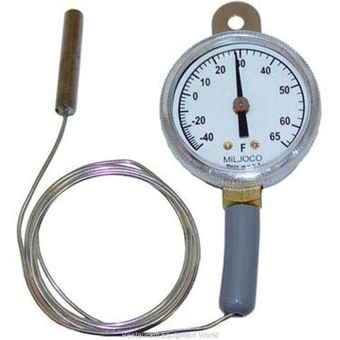 All Points 62-1043 Thermometer, Refrig Freezer