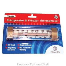All Points 62-1104 Thermometer, Refrig Freezer