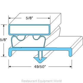 All Points 74-1002 Refrigerator, Door Gasket