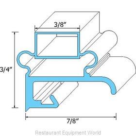 All Points 74-1015 Refrigerator, Door Gasket