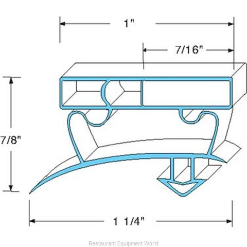 All Points 74-1290 Door Parts