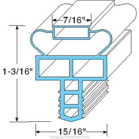 All Points 74-1299 Gasket Misc