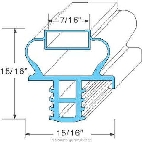 All Points 74-1305 Gasket, Misc