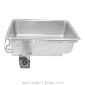 All Points 76-1068 Hot Food Well Unit, Drop-In, Electric