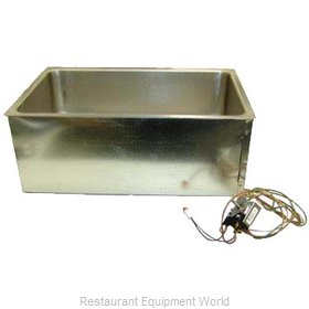 All Points 76-1074 Hot Food Well Unit, Drop-In, Electric