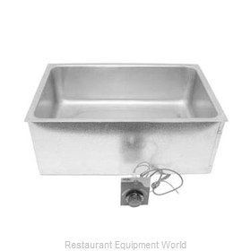 All Points 76-1075 Hot Food Well Unit, Drop-In, Electric
