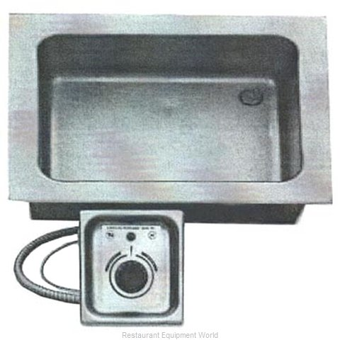 All Points 76-1083 Hot Food Well Unit Electric Drop-In Top Mount