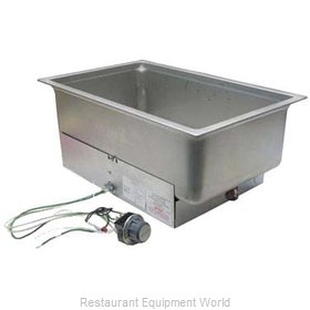 All Points 76-1090 Hot Food Well Unit, Drop-In, Electric