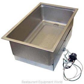 All Points 76-1091 Hot Food Well Unit, Drop-In, Electric