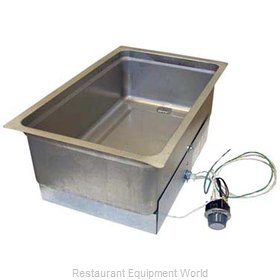 All Points 76-1092 Hot Food Well Unit, Drop-In, Electric