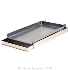 All Points 76-1150 Lift-Off Griddle / Broiler