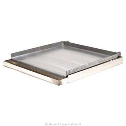 All Points 76-1151 Add-On Griddle Add-On Broiler