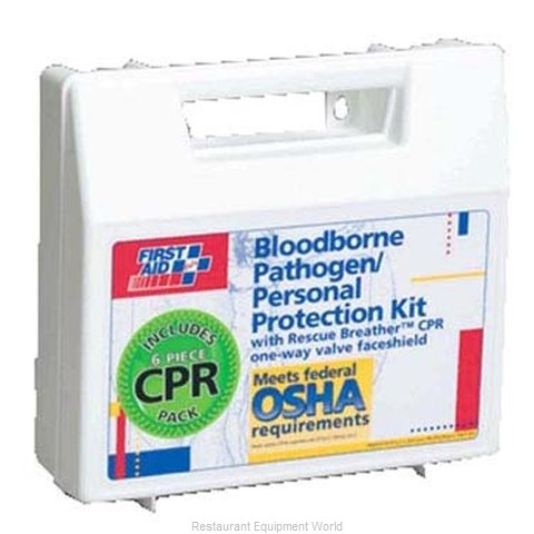 All Points 85-1194 Bloodborne Pathogen Personal Protection Kit
