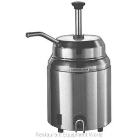 All Points 95-135 Food Topping Warmer, Countertop