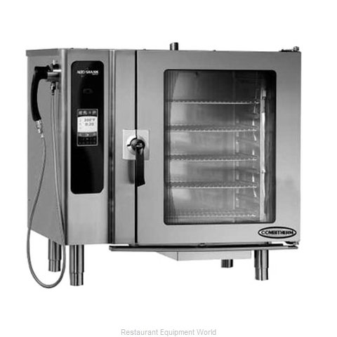 Alto-Shaam 10-10ES/DLX Combi Oven Electric Half Size (Magnified)
