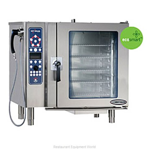 Alto-Shaam 10-10ESI/DLX Combi Oven Electric Half Size (Magnified)
