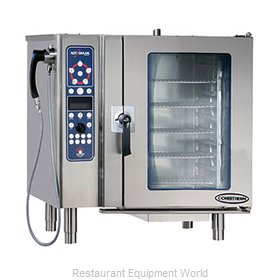 Alto-Shaam 10-10ESIN/DLX Combi Oven Electric Half Size