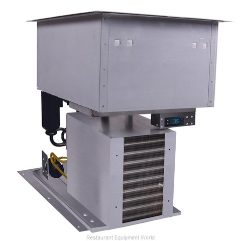 Alto-Shaam 100-CW Cold Pan Food Unit Drop-In