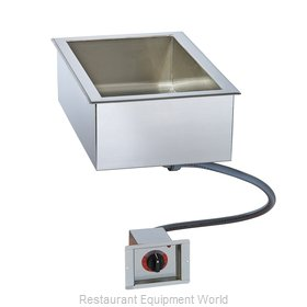 Alto-Shaam 100-HW/D6-QS Hot Food Well Unit, Drop-In, Electric