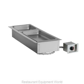 Alto-Shaam 100-HW/D643 Hot Food Well Unit, Drop-In, Electric