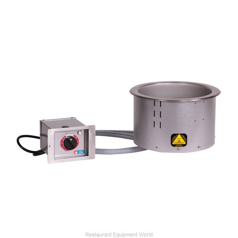 Alto-Shaam 1100-RW-QS Hot Food Well Unit, Drop-In, Electric