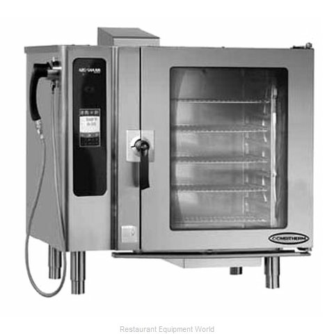 Alto-Shaam 12-18ESG/DLX Combi Oven Gas Full Size (Magnified)