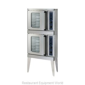 Alto-Shaam 2-ASC-2E/STK/E Convection Oven, Electric