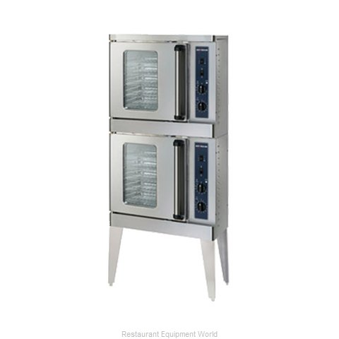Alto-Shaam 2-ASC-2E/STK Convection Oven, Electric