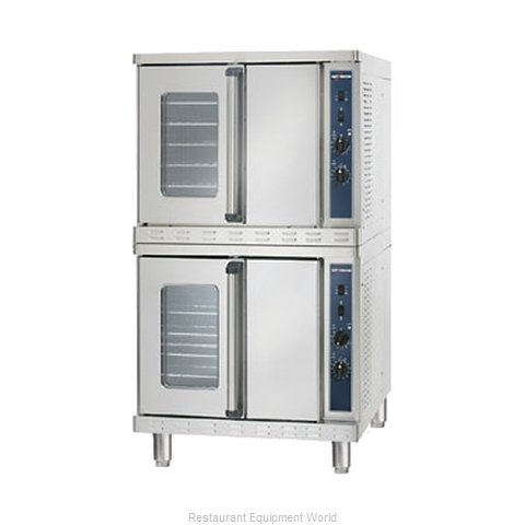 Alto-Shaam 2-ASC-4E/STK/E Convection Oven, Electric (Magnified)