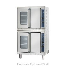 Alto-Shaam 2-ASC-4E/STK Convection Oven, Electric