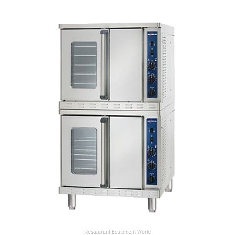 Alto-Shaam 2-ASC-4G/STK/E Oven Convection Gas (Magnified)