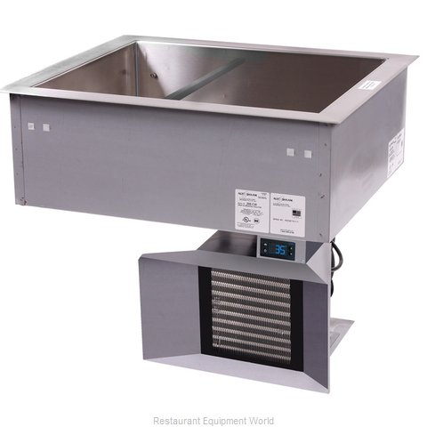 Alto-Shaam 200-CW/R Cold Pan Food Unit Drop-In