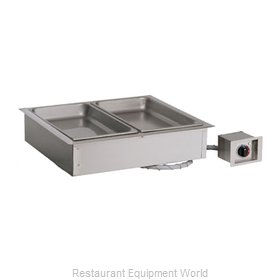 Alto-Shaam 200-HW/D643 Hot Food Well Unit, Drop-In, Electric