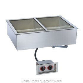 Alto-Shaam 200-HWI/D6 Hot Food Well Unit, Drop-In, Electric