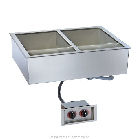 Alto-Shaam 200-HWI/D643 Hot Food Well Unit, Drop-In, Electric